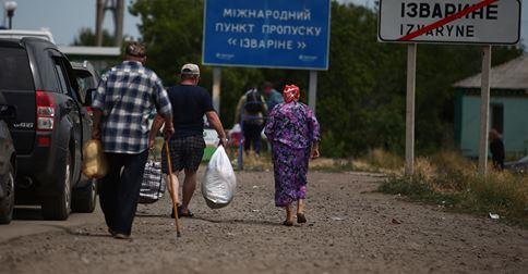 Над 80 украински граничари се укрили в РФ след нападението на КПП