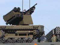 Русия включи в ученията бойни роботи