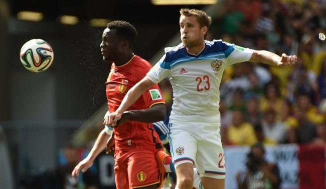 Русия загуби от Белгия с 0:1