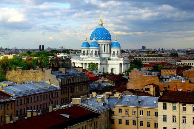 Санкт Петербург в 33 забележителни фотографии