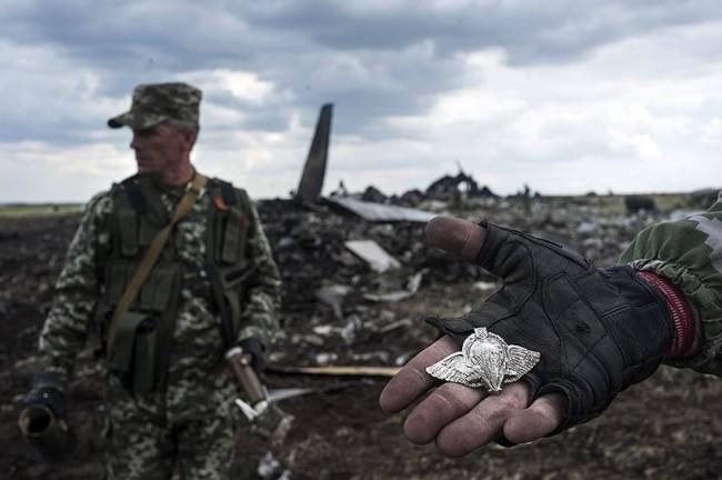Сваленият Ил-76 е превозвал щаба на командването в Луганск?