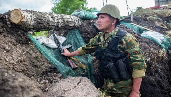 Украинската армия наруши временното примирие