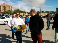 Украински националисти хулиганстват в рускоезично училище в Канада