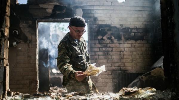 ДНР: Украинските военни отново използваха химическо оръжие