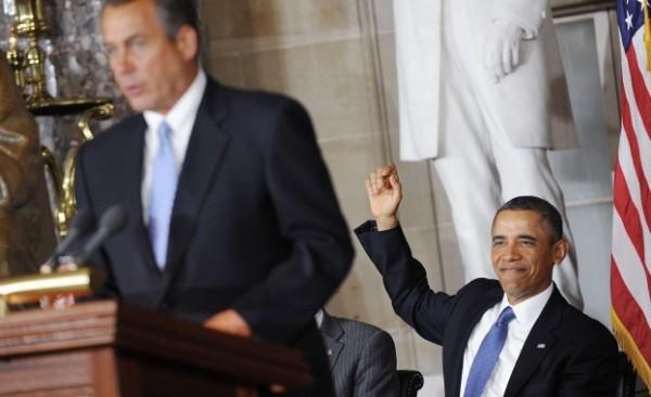 Бейнър ще съди Обама за превишаване на правомощията