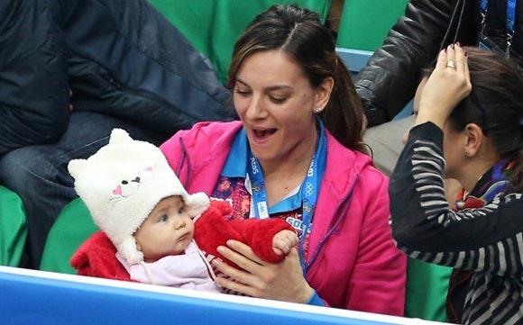 Елена Исинбаева стана майка