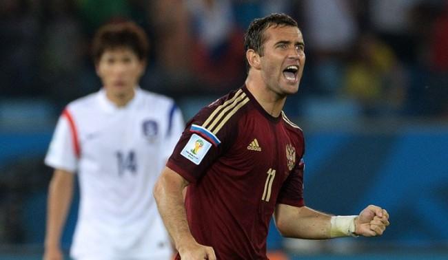 Русия започна световното първенство с равенство срещу корейците