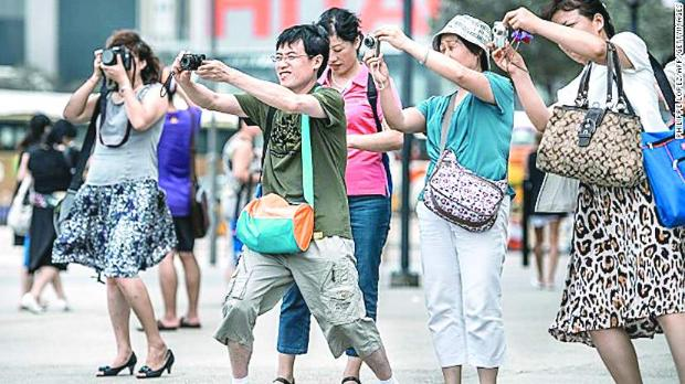 Китайците без визи на полуострова