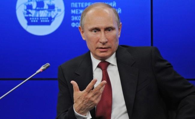 """Владимир Путин ще обсъди """"Южен поток"""" и ситуацията в Украйна по време на посещението си в Австрия"""