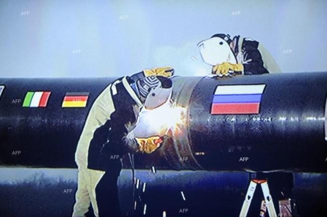 """""""Южен поток"""" направи първа стъпка в Австрия"""