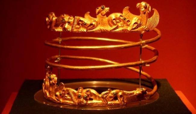 Скифското злато от кримските музеи ще го върнат на Украйна