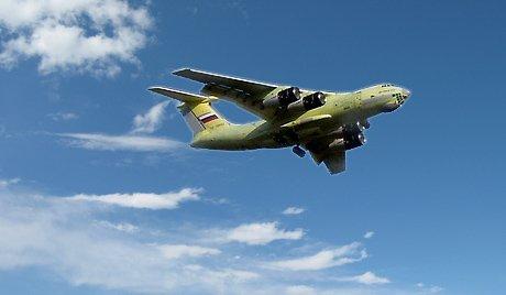 Министерството на отбраната на Русия скоро ще получи първия сериен транспортен самолет Ил-476