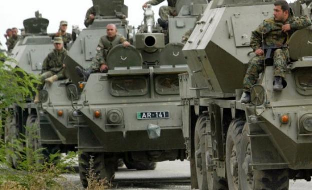 Кремъл с извънредни военни учения