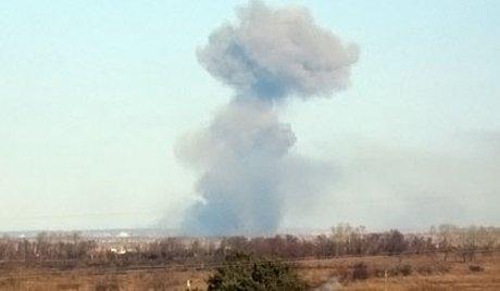 Украинската армия е изстреляла към Русия шест снаряда, заявиха от Луганската народна република