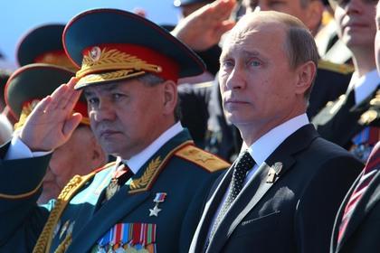 Войските в централна Русия в пълна бойна готовност
