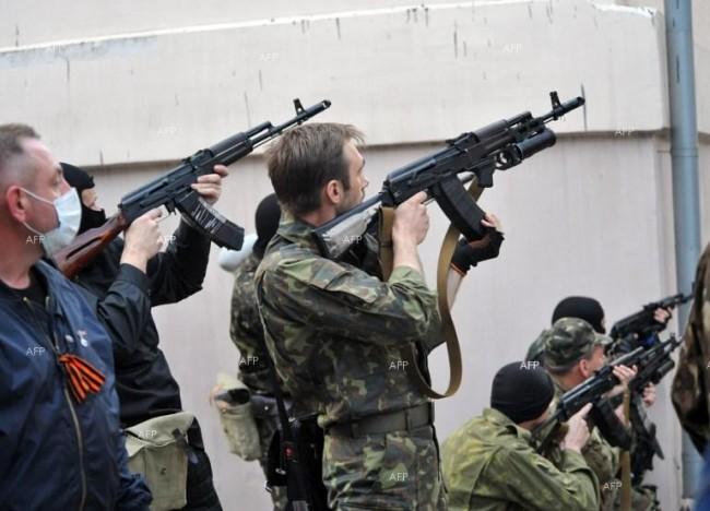 Убитите под Луганск