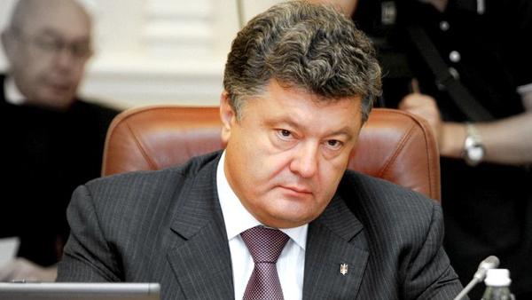 Петро Порошенко изказа съболезнованията си на Владимир Путин по повод гибелта на руските журналисти от ВГТРК