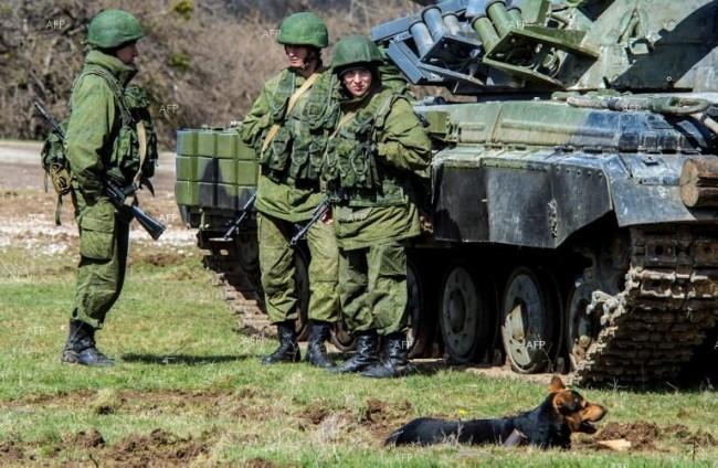 Върнаха руската войска на границата с Украйна