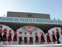 Руска вечер в Празника на Розата и Минералната вода – Павел баня 2014