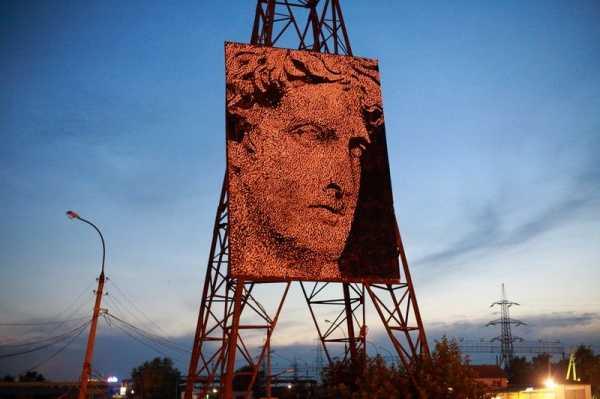 Най-интересното улично изкуство в Русия