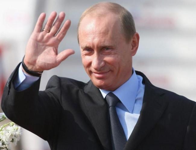 Путин пристигна във Виена