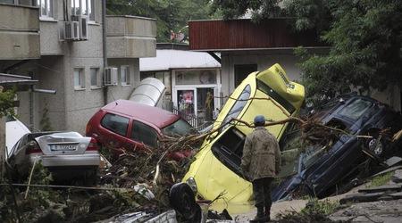 """""""Южен поток транспорт"""" дарява 50 000 лева в помощ на пострадалите от наводненията във Варна"""