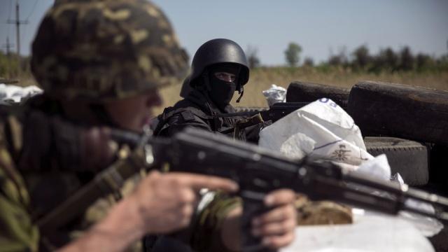 Опълченците удържат атаката на украинската армия