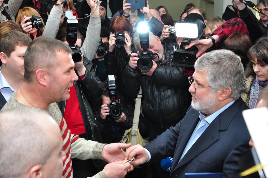 Дясната ръка на Коломойски може да е свързан с Boeing-777