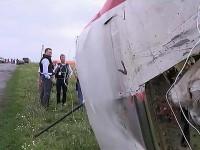 Експертите напускат мястото на крушението на Боинг 777