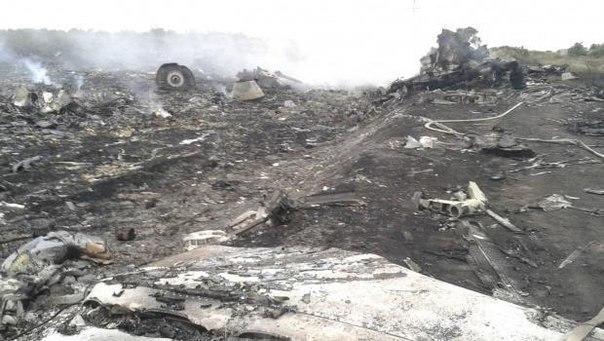 Украински Су-25 е свалил малайзийския боинг