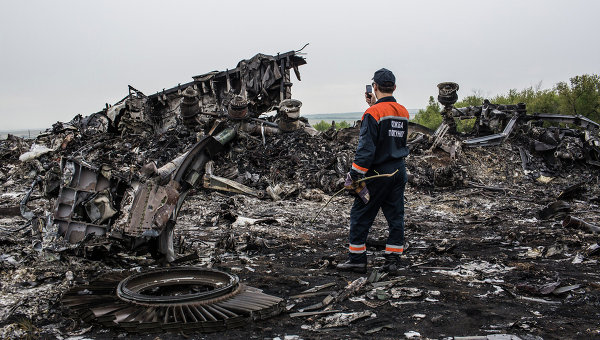 Откриха  отломки от ракета  в жертвите на MH17
