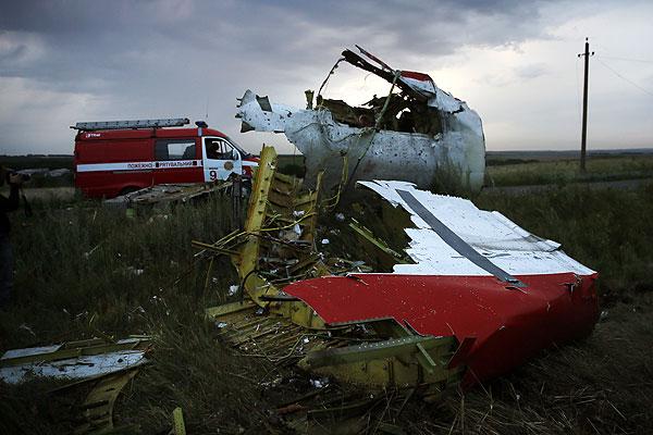 Немски експерти сочат украински изтребител за свалянето на Боинг 777