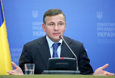 Новият украински министър на отбраната се закани да върне Крим