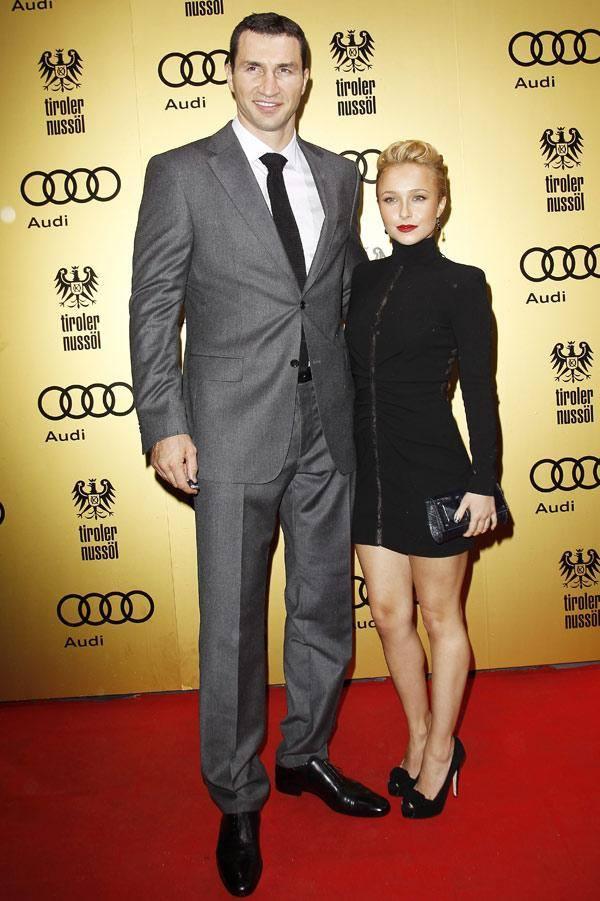 Владимир Кличко се жени за американка
