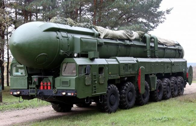 Започна внезапна проверка в Иркутското ракетно съединение на РВСН