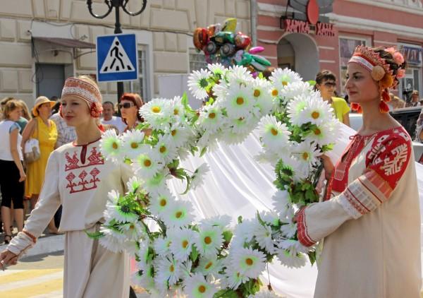 В Русия честват Деня на семейството, любовта и верността