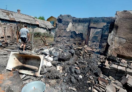 27 души са загинали за три дни в Горловка