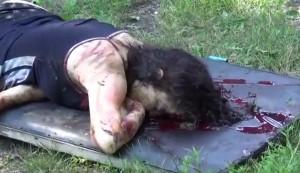 Донецк геноцид