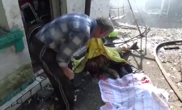 Геноцидът в Украйна продължава (фото 18+)