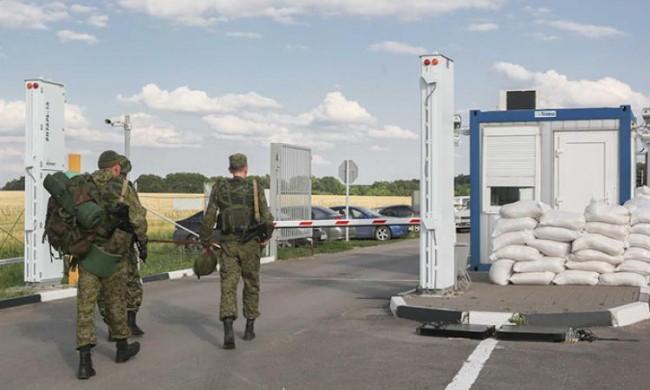 Евакуираха руски митничари поради стрелба в Украйна