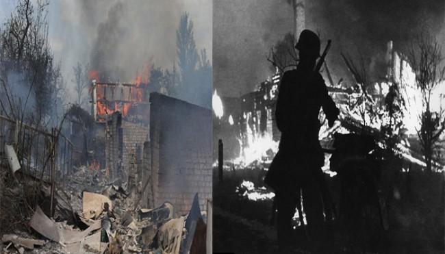 """Daily Mail сравни спецоперацията на Киев в Източна Украйна с хитлеровия план """"Барбароса"""""""