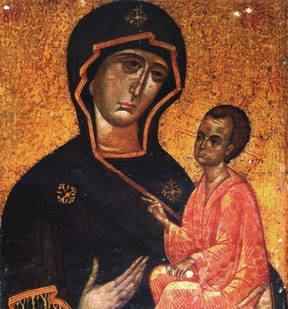 Иконата на Тихвинската Божия майка пристигна в Донецк0