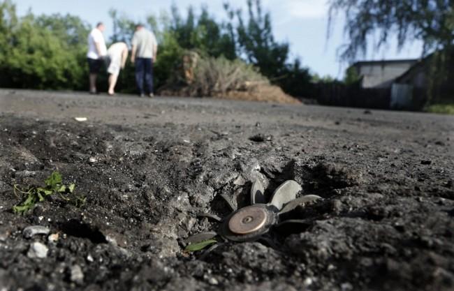 Украинската армия обстрелва Краматорск