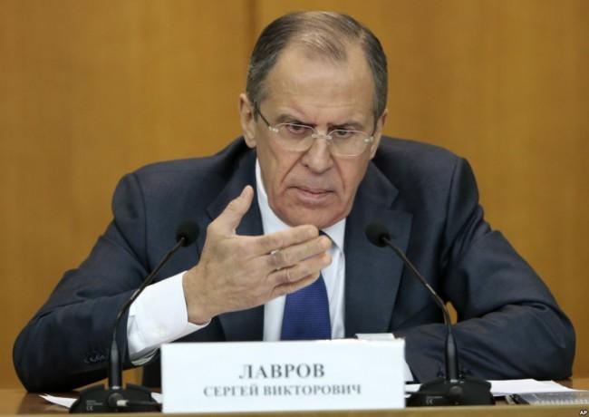 Лавров: при следващи обстрели на руска територия от Украйна, Русия може да потуши огневите точки
