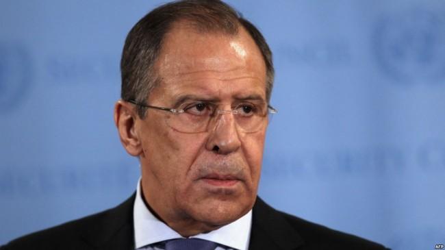Лавров: Западът дори не се опитва да повлияе на Киев