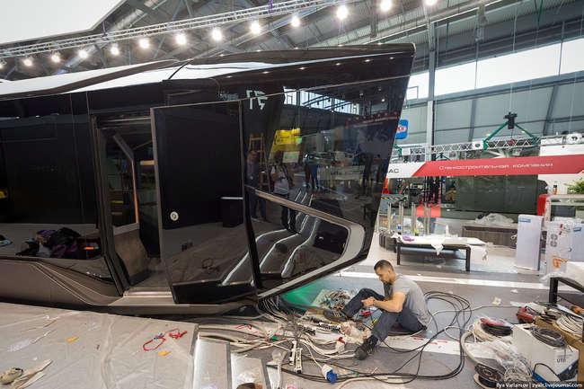 Новият руски трамвай1