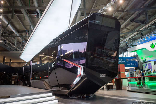 Новият руски трамвай3