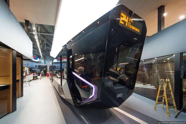 Новият руски трамвай5