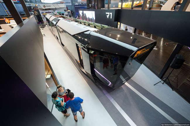 Новият руски трамвай7