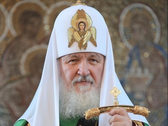 Патриарх Кирил няма да посети Киев за Деня на покръстването на Русия